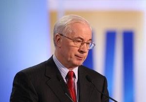 Азаров уговорил МВФ на новое соглашение по сотрудничеству