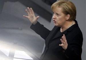 Меркель: члены еврозоны утратят свой суверенитет