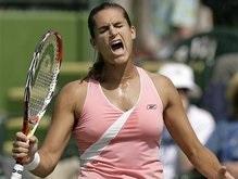Моресмо рассказала, почему проиграла Алене Бондаренко