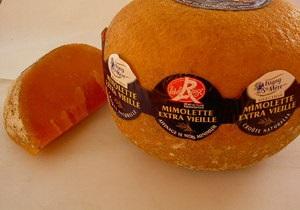 Французский сыр с клещами запрещен в США