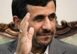 Ахмадинежад предложил дружбу США