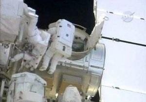 Астронавты Atlantis завершили работы на МКС