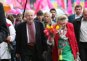 В Киеве на 9 мая запланировано несколько политических и общественных акций