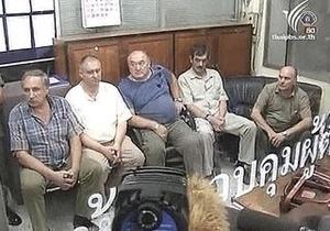 Арест Ил-76 в Таиланде: экипажу выдвинуты новые обвинения
