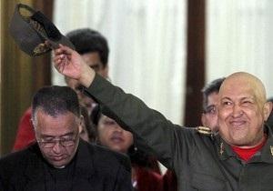Чавес заявил о намерении пройти в ближайшее время четвертый курс химиотерапии