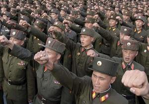 В Северной Корее объявлено полувоенное положение