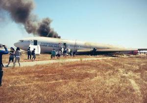 Хвост оторван. У меня все ок: Пассажир разбившегося Boeing-777 опубликовал фото в соцсети