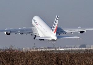 В аэропорту Нью-Йорка крупнейший в мире пассажирский самолет попал в аварию