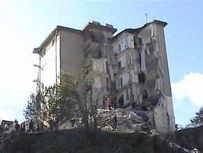 В Албании обрушился семиэтажный жилой дом