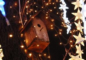 В Рождественский сочельник в Украине будет мороз и гололедица