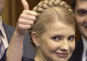 Глава Европейской народной партии заявил, что Тимошенко готова возглавить Украину
