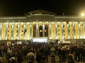 Депутаты грузинского парламента уехали работать в регионы