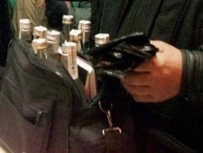 В Черкасской области нашли 275 тысяч бутылок фальсифицированной водки