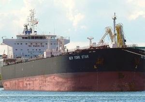 Танкер New York Star с украинцами в экипаже был дважды атакован пиратами