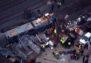 В Канаде поезд сошел с рельсов, есть погибшие