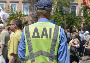 Во Львовской области водитель 30 часов просидел в авто, отказываясь заплатить штраф