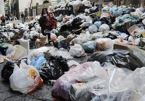 В Европе могут запретить использование пластиковых пакетов