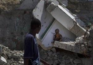 ЕС выделит Гаити 1 млрд евро на развитие инфраструктуры