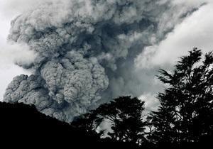 Чили и Аргентина объявили тревогу в связи с извержением вулкана