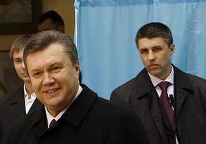 В Администрации Януковича прокомментировали информацию об охраннике из России