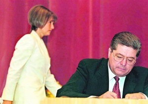 УП: Следствие утверждает, что у Тимошенко и Лазаренко была интимная связь