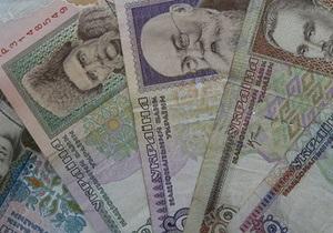 В Киеве напали на инкассаторскую машину: украдено 5 млн гривен
