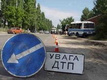 В Тернопольской области Тойота столкнулась с автобусом: есть погибшие