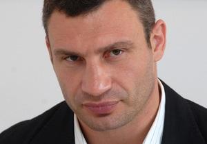 Виталий Кличко: Я готов пожертвовать карьерой боксера ради боя за будущее Украины