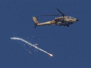 Израильская авиация разбомбила туннель на границе сектора Газа и Египта