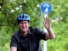 Лондон взбудоражен кражей велосипеда у лидера оппозиции