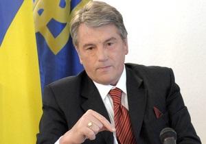 Ющенко рассказал, зачем Москва поддерживает Тимошенко