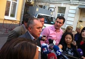 Адвокаты: Экспертиза завкафедрой уголовного права КНУ полностью оправдывает Тимошенко