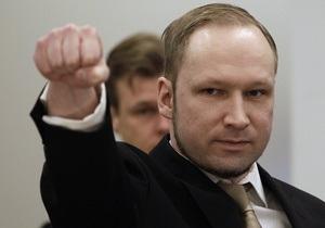 DW: СМИ оказались заложниками  норвежского стрелка