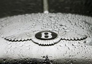 В Киеве за полгода продано в 3,5 раза больше Bentley, чем за весь прошлый год