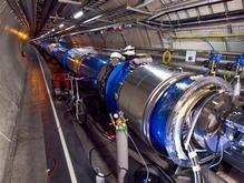 Большой адронный коллайдер перестал работать