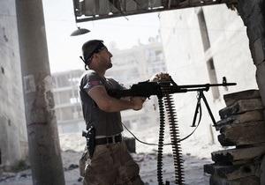 Война в Сирии: В результате атаки повстанцев погибли около 200 солдат армии Асада