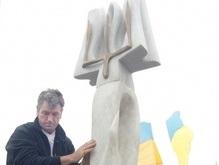 Lenta.ru: Ющенко поднялся на гору и спустился с горы