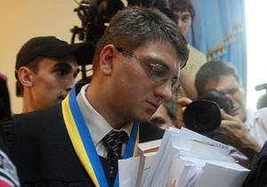 Новый защитник Тимошенко просит отвода судьи Киреева