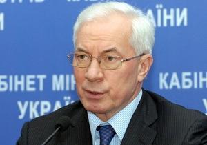 Азаров посоветовал украинцам бросить курить и вспомнил о своем прошлом в КВН