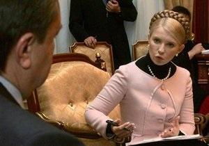 Киевские журналисты обратились с открытым письмом к Януковичу и Тимошенко