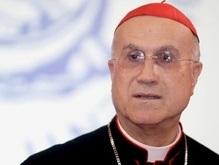Государственный секретарь Ватикана провел литургию во Львове