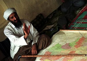 СМИ: Разведслужбы США допросили вдов бин Ладена