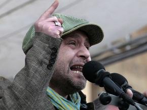 В ходе столкновений в Грузии пострадали около 60 сторонников оппозиции