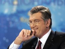 Ющенко стал почетным гражданином села Моринцы