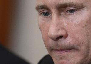 Позвоночник Путина стал самой горячей политической темой - Россия