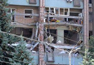 новости Луганска - взрыв в доме - Взрыв в жилом доме в Луганске: новые подробности