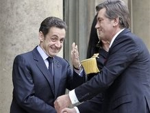 Саркози предложил принять Украину в ЕС