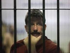 Адвокат Бута подал прошение об освобождении подзащитного под залог