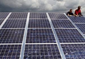 Китай обогнал США в альтернативной энергетике