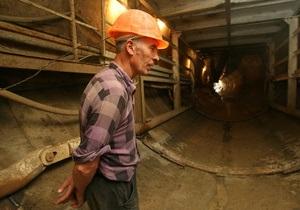Кабмин выделил деньги на строительство метро в Киеве и Днепропетровске